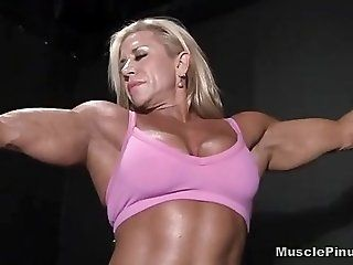 Big Tits;Mature;Masturbation;Blonde Wanda Moore 08 -...
