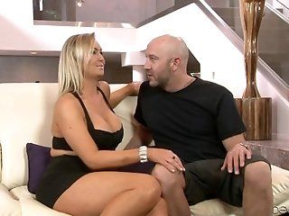 Mature;Blonde;HD Abbey Brooks Anal...