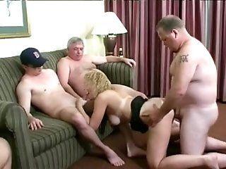 Bisexual,Gangbang,MILFs,Mature,Oldie