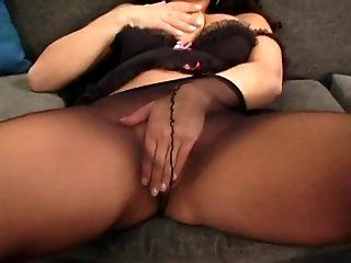 Mature,Solo Girl,Big Tits Kira is a thick...