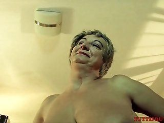 Amateur;Mature;MILF;HD Mature slut on porn casting onmilfcom