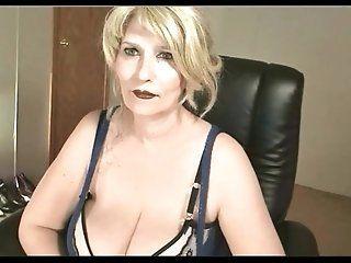 Mature;Blonde 14th Web Cam...