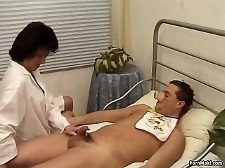 Anal;Mature;Creampie robert ribot vs...