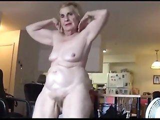 Grannies,Mature Patti have fantastic body, delicious...