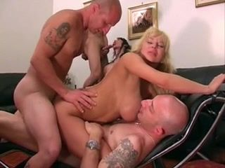 Anal,Blonde,DP,Group Sex,Mature Experienced...