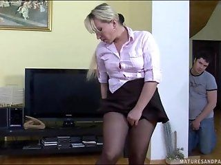 Mature;HD RUSSIAN MATURE OTTILIA 02