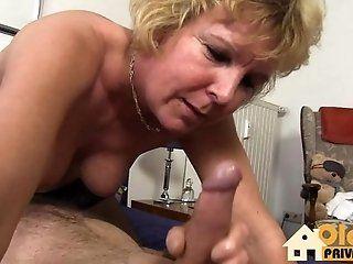 Amateur;Group;Mature;Blonde;Lingerie;HD Abseites der Orgie