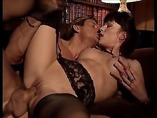 Anal;Amateur;Group;Mature;MILF;Blonde French Porno -...