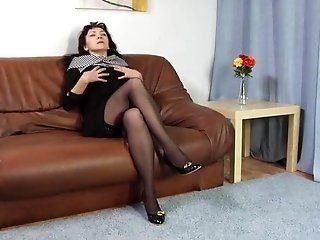 Blowjob;Mature;Facials;MILF;HD Russian MILF...