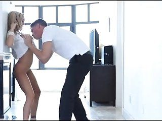 Big Tits;Mature;MILF;Blonde Big Tits Blonde Stepmom seduced the...