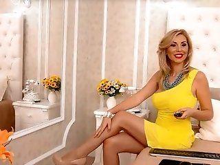 Mature;Blonde 26th Web Cam...