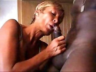 Anal;Mature;MILF;Interracial French Wife Fucks Only with BBC in...