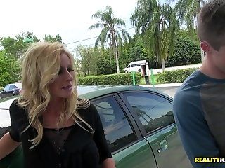 HD,MILFs,Big Tits,Blonde,Blowjob,Mature,Shaved,Hardcore We rolled into the gas station and as...