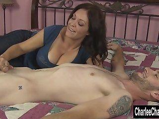 Big Tits;Cumshot;Mature;MILF;HD Gorgeous MILF...