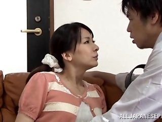 Asian,Japanese,Blowjob,Dildos/Toys,Mature,Shaved,Fisting,Hardcore Shiori Ihara is a...