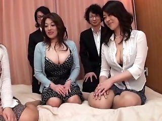 Asian,Japanese,Mature,Big Tits,Blowjob,Creampie,Group Sex,Hardcore,Face Sitting Hot mature chicks...