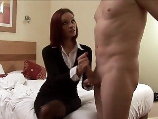 British,Cumshots,Femdom,Mature,Stockings not mom punched not her son D10