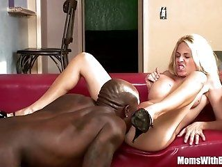 Big Tits;Mature;Facials;MILF;Interracial;Blonde;HD MILF Angela...