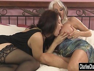 Big Tits;Group;Mature;MILF;HD Charlee Chase...