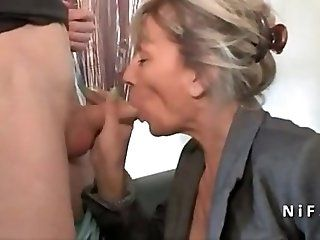 Mature Squirt french...
