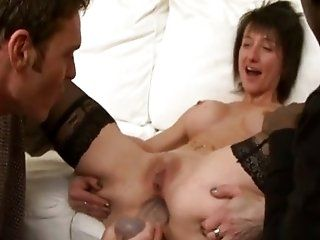 Big Tits;Anal;Group;Mature;MILF;Interracial;Blonde;Compilation Hot hot granny.1