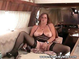 Amateur;Mature;MILF 1fuckdatecom Amateur granny milf lesson