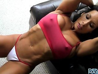 Mature;MILF;Masturbation;HD Denise Masino Ab...