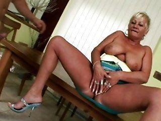 Big Tits;Mature;Facials;MILF;Blonde Amanda