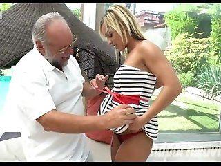 Mature;HD Grandpa need young pussy