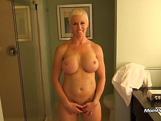 Big Boobs;Cougars;Matures;MILFs;POV;HD Videos;Short Hair;Sexy;Oral;Big Tits;Storyline;MILF Big Tits;MILF Creampie;Busty MILF;Mom POV Busty MILF is a...