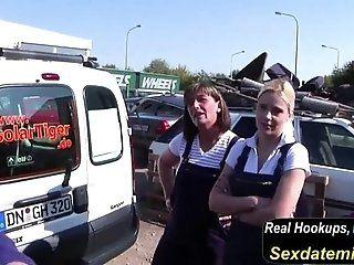 Mature;MILF German MILF Mother Sedcue to Fuck...