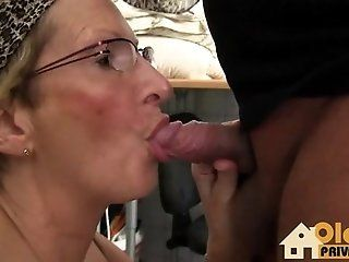 Group;Mature cleaning lady and...