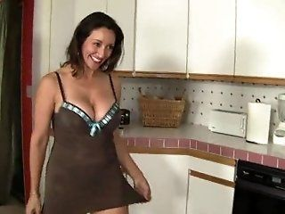 Big Tits;Mature;Facials Mom fucks with...