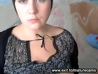 Big Tits;Amateur;Mature Busty housewife...