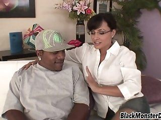 Big Tits;Mature;MILF;Interracial;HD Julia Ann with a...