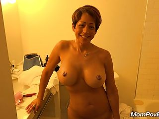 Asian;Blowjobs;Matures;MILFs;POV;HD Videos;Behind the Scenes;Big Tits;Big Ass;Home Made;Live Sex;Black;Sexy;Real;Pierced;Behind Scenes;Busty Asian MILF;Busty MILF;Mom POV Busty asian MILF behind the scenes