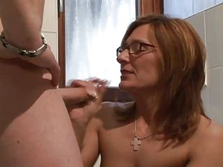 Matures;Redheads;Tits;German;Mature Glasses;Glasses Mature german...