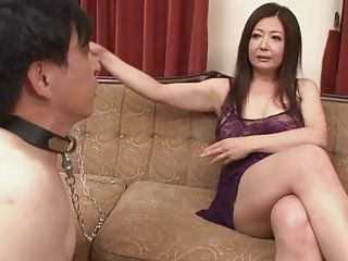 Japanese;Matures;Squirting;Slave Japanese Mature...