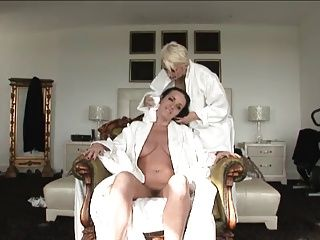 Fingering;Lesbians;Matures;Female Choice;Licking;Pussy;Vivthomas;European;Dildos;Glamour;Mature Lesbian Seduces;Mature Seduces Mature Lesbian...