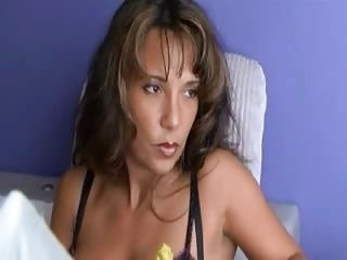 Big Boobs;Matures;Stockings;Cougars;Cougar in Stockings;Cougar Stockings;Butt ALEANA KNOXXX - Big butt Cougar in...