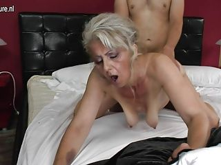 Amateur;Grannies;Matures;MILFs;Old+Young;HD Videos;Grandma Fucked Hard;Grandma Fucked;Young Hairy;Grandma;Young Fucked;Hard;Young;Fucked;Mature NL Hairy grandma hard fucked by young lover
