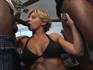 Interracial;Matures;Threesomes;Fucking;Penetration;Double;Sucking;Wife;Threesome;Orgy;Black Mommy Loves Black Cocks pt 1