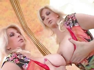 Big Boobs;Matures;Tits;Corset;Riding;Big Tits;Red Corset;Lady Red;Big Red F60 Big Boobs RED...