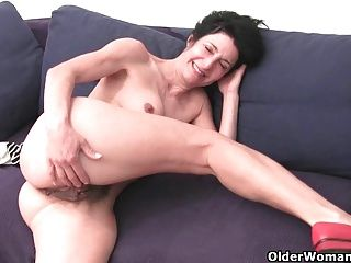 Amateur;Grannies;Hairy;Matures;MILFs;HD Videos;Housewife;Granny;Grandma;GILF;Cotton Panties;Soaked Panties;G Spot;Natural Bush;Wife;Mother;Wet Panties;Hairy Granny;Hairy MILF;Old;Older Woman Fun Hairy granny with big swollen cunt