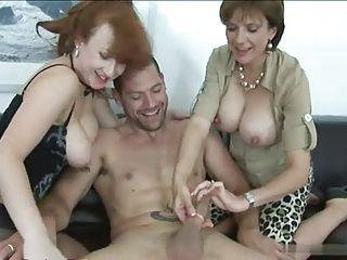 Group Sex;Matures;European Group Sex - 2...