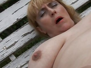 Masturbation;Matures;Public Nudity Lady Shows All 35