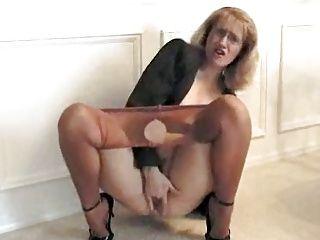 Masturbation;Matures;Stockings;Slutty Sammi;Slutty Slutty Sammi...