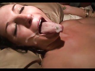 Amateur;Big Natural Tits;Cum in Mouth;Gangbang;Matures;Amateur Mature Gangbang;Enthusiastic;Amateur Gangbang;Female Choice Amateur -...