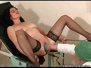 Grannies;Matures;MILFs;Squirting;Stockings;Fisting;Pussy Juice;Granny Fisted;Pussy Fisted;Granny Squirts;Her Pussy;Pussy Squirts;Granny Pussy;Fisted;Squirts;Granny;Pussy;Older Woman Fun Granny gets...