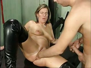 Anal;German;Matures;MILFs;Old+Young;Mother;Wife;Fucked;Ass Fucking;Home Made;Big Tits;Complete PERVERSE WUNSCHE - COMPLETE FILM -B$R